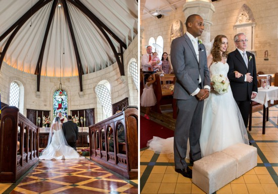 Alter at St. James Parish Church Barbados- Barbados Wedding Photographer