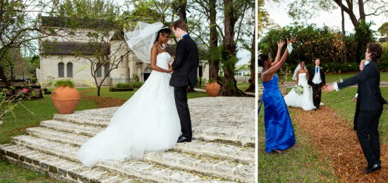 Exterior of St James Parish Church Barbados- Barbados Wedding Photographer
