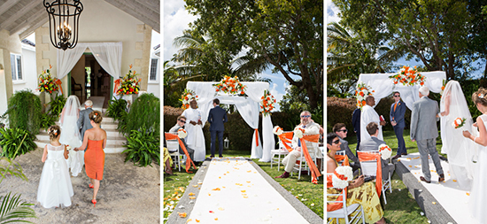 Aliseo Villa Sandy Lane Barbados - Villa Weddings