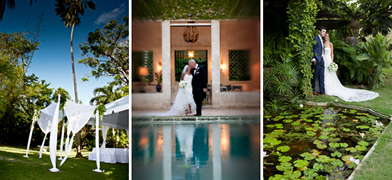 Nelson Gay Villa Barbados- Villa Weddings