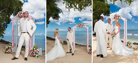 Crystal Cove Hotel Wedding Southern Beach