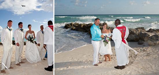 Turtle Beach Resort Barbados Wedding 003