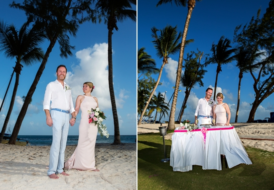 Beautiful Tree Lined Beach Location For Your Reception